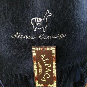 Alpaca Camargo Accessories - Wool Scarf